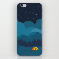 On The night Like This iPhone Skin