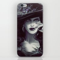 jjba iPhone & iPod Skins featuring Lisa Lisa by Valeri