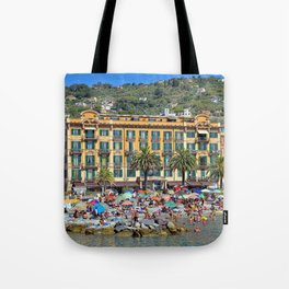 Once Upon A Time In Italy Tote Bag