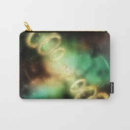 The Girl Lost In Time Carry-All Pouch