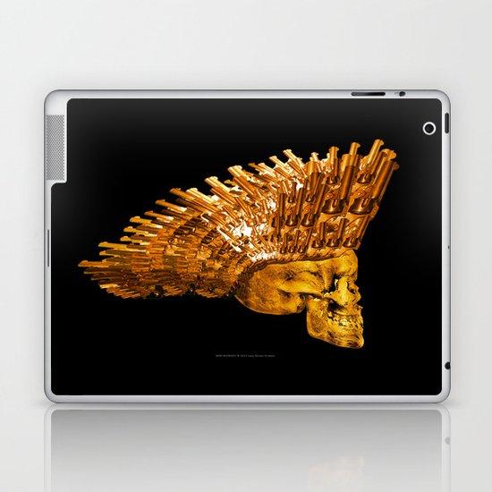 WAR MONGER 105 Laptop & iPad Skin
