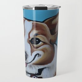 Gwyneth Paltrow the Corgi Travel Mug