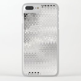 Glytch 12 Clear iPhone Case