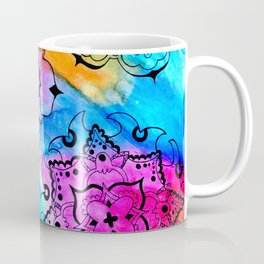 The Universe Is Painted Coffee Mug
