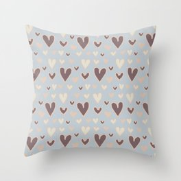 Aesthetics: abstract pattern Throw Pillow