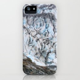 Glacier Bay National Park Alaska Wilderness iPhone Case