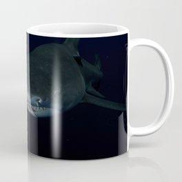 Shark After Dark Coffee Mug