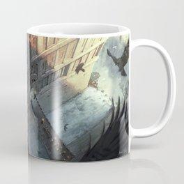 THE KING IS DEAD Coffee Mug
