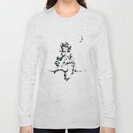 Splaaash Series - Arabian Princess Ink Long Sleeve T-shirt