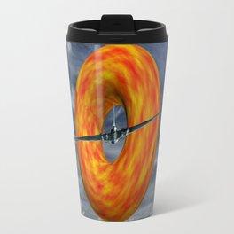Donut Slice  Travel Mug