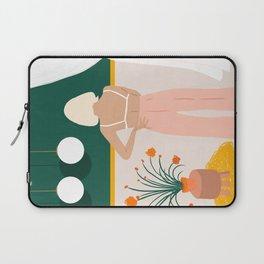 Texting #painting #illustration Laptop Sleeve