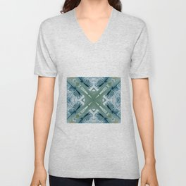 Into the Forest (Green) Unisex V-Neck