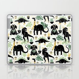 Hipster Dinos Laptop & iPad Skin