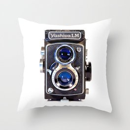 It's not the camera.... Throw Pillow