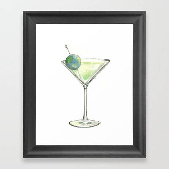 Big Martini in the sky by kathy_larue