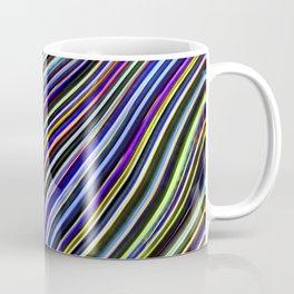 Wild Wavy Lines VIII Coffee Mug