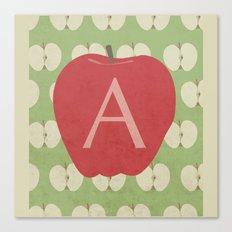 A.  Canvas Print