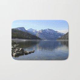 Como Lake Bath Mat