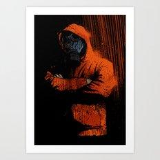 You Got A Problem? (V3) Art Print