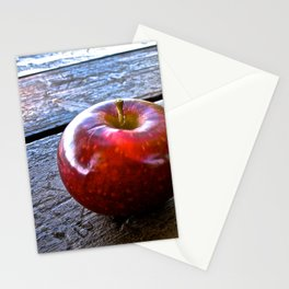 Apple at the Table - The Peace Collection Stationery Cards