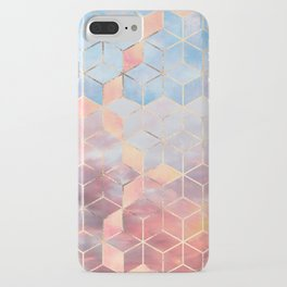 Magic Sky Cubes iPhone Case