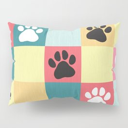 Paws Pillow Sham