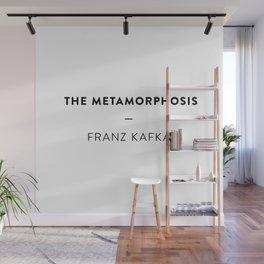 The Metamorphosis  —  Franz Kafka Wall Mural
