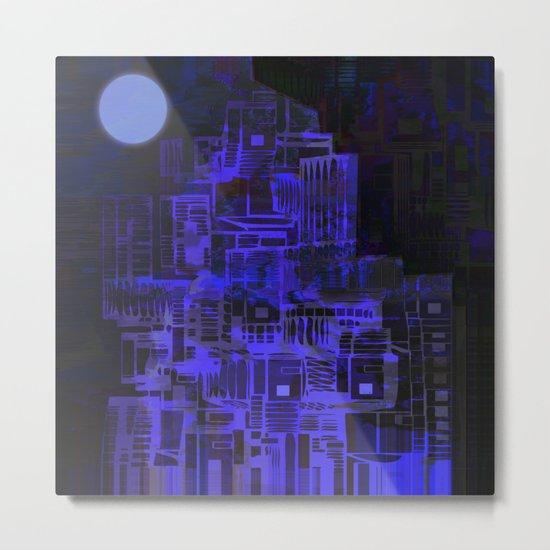 Biggest Moon / Perigee 13-11-16 Metal Print