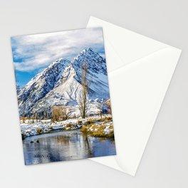 Mount Burnett Stationery Cards