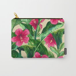 My Tropical Garden 25 Carry-All Pouch
