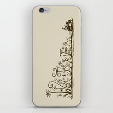 Agriculture under the influence iPhone & iPod Skin