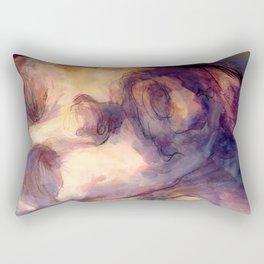 Severed Head Rectangular Pillow