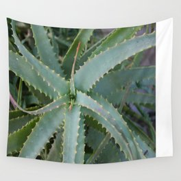 Aloe Vera  Wall Tapestry