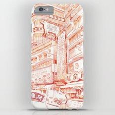 Red Slim Case iPhone 6s Plus