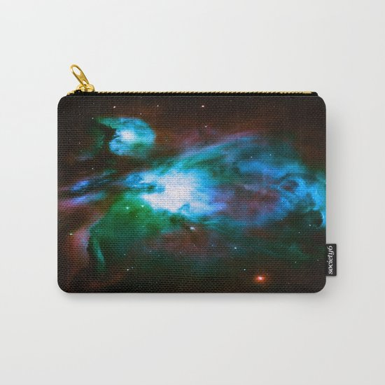NeBuLa : Hauntingly Beautiful Dark Orion Carry-All Pouch