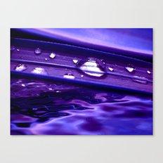 purple dream IV Canvas Print