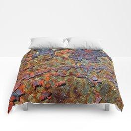 Weathered Comforters