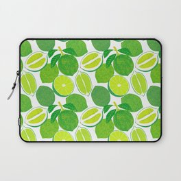 Lime Harvest Laptop Sleeve