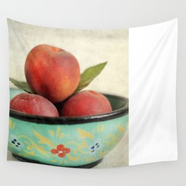 Peaches Wall Tapestry