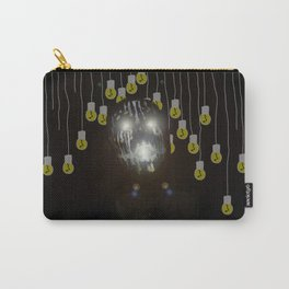 Glowing Eyes Carry-All Pouch