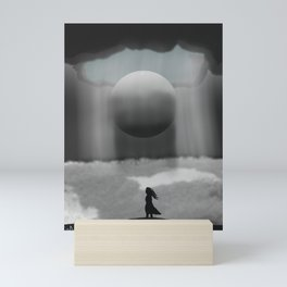 Mystery's Ahead Mini Art Print