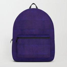 Purple Paper Backpack
