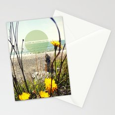 I'd Swim The Oceans For You Stationery Cards