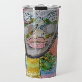 A pleasant fragance Travel Mug