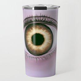 Eclipse Eyes Travel Mug