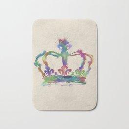Crown Bath Mat