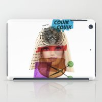 barbie iPad Cases featuring Barbie by benjamin chaubard
