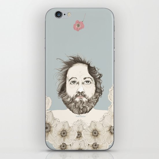 Waiting for spring ... iPhone & iPod Skin