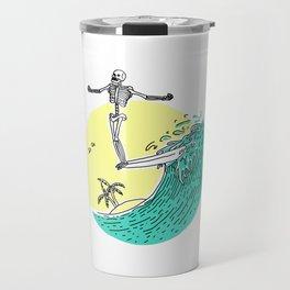 Surf Nose Travel Mug