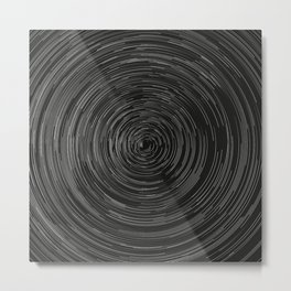Star Trail Metal Print